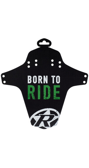 Reverse Born to Ride Spatbord groen/zwart